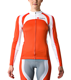 Maillot femme CL5w Pro manches longues